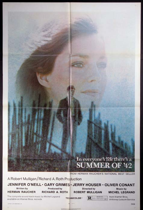 SUMMER OF '42, THE (The Summer of 42) @ FilmPosters.com