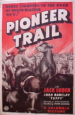 PIONEER TRAIL @ FilmPosters.com