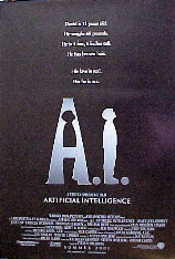 A.I. (Artificial Intelligence) @ FilmPosters.com