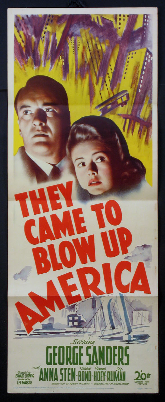 THEY CAME TO BLOW UP AMERICA @ FilmPosters.com