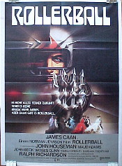 ROLLERBALL @ FilmPosters.com