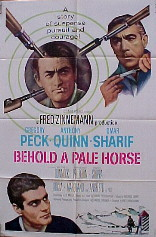BEHOLD A PALE HORSE @ FilmPosters.com