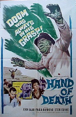 HAND OF DEATH @ FilmPosters.com