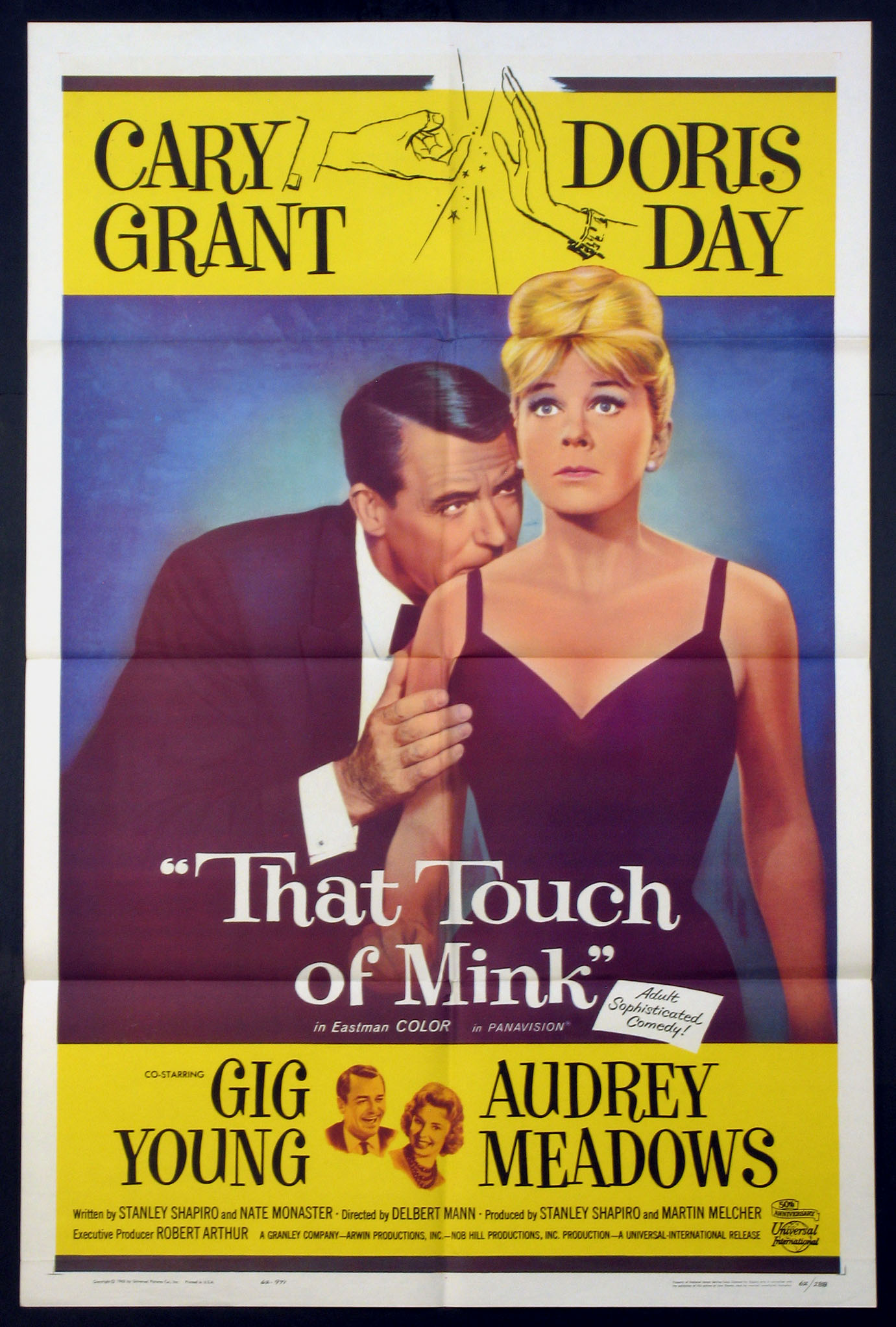 THAT TOUCH OF MINK @ FilmPosters.com