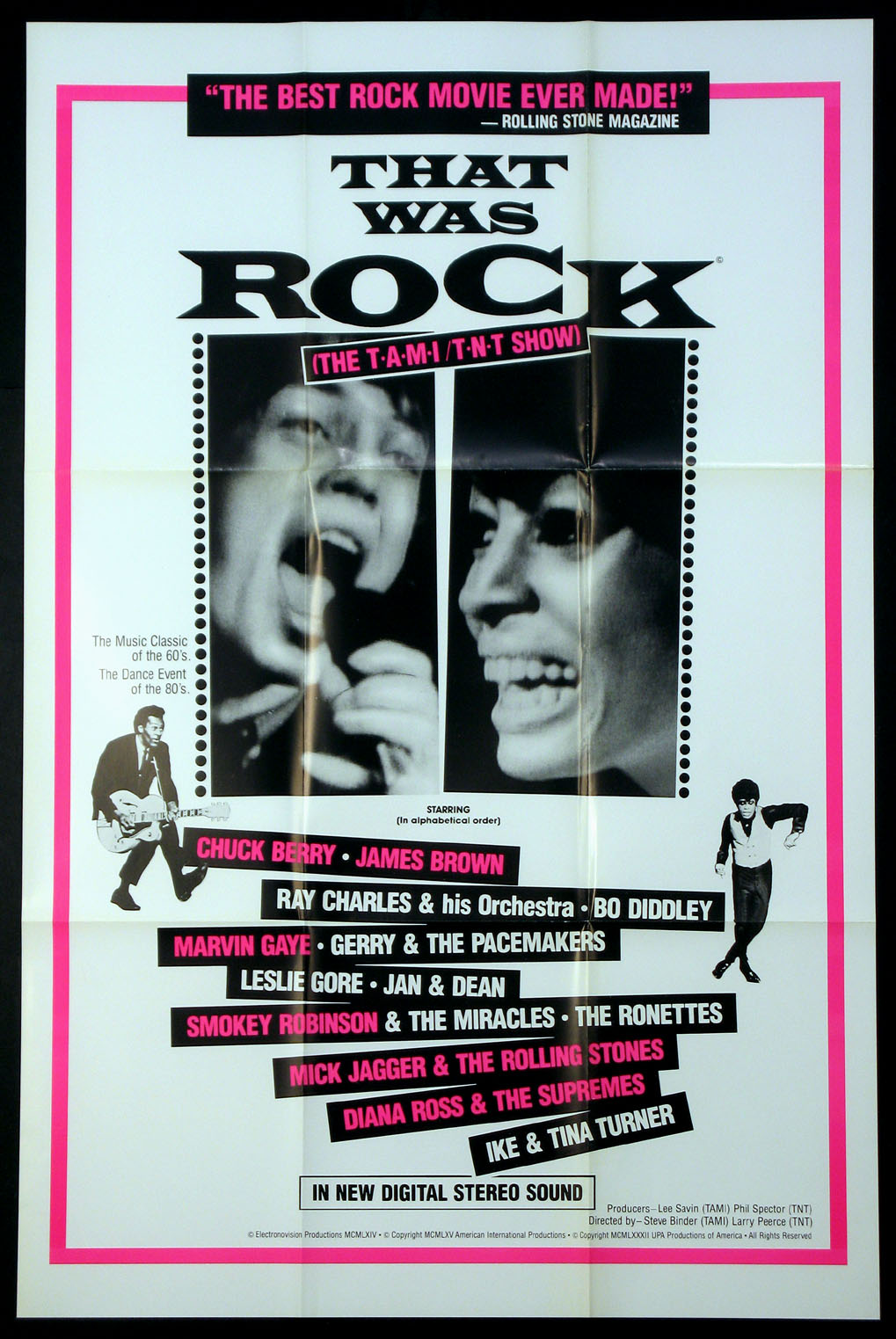 THAT WAS ROCK (T.A.M.I. & BIG T.N.T. Shows) @ FilmPosters.com