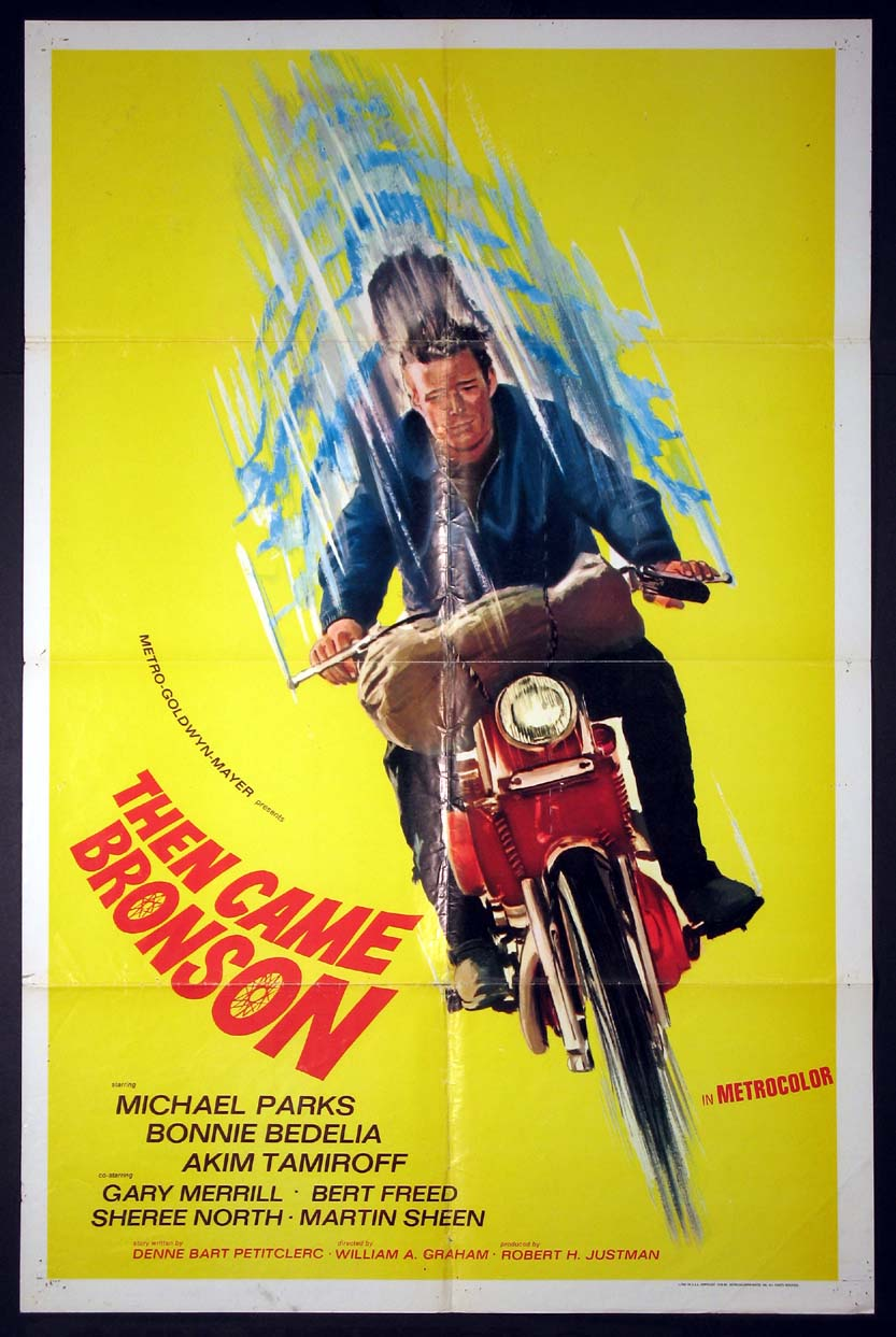 THEN CAME BRONSON @ FilmPosters.com