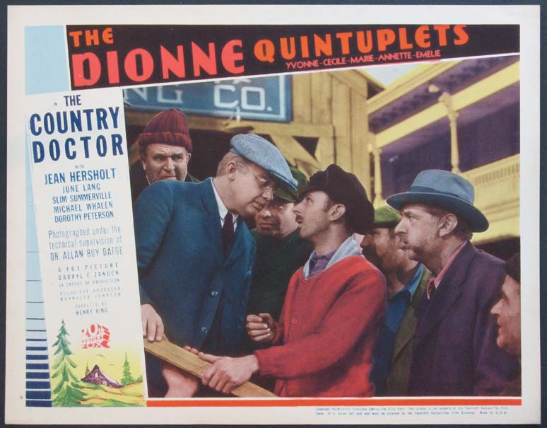 COUNTRY DOCTOR, THE @ FilmPosters.com