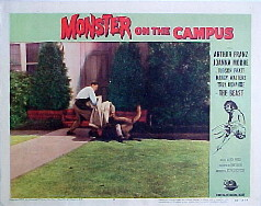 MONSTER ON THE CAMPUS @ FilmPosters.com