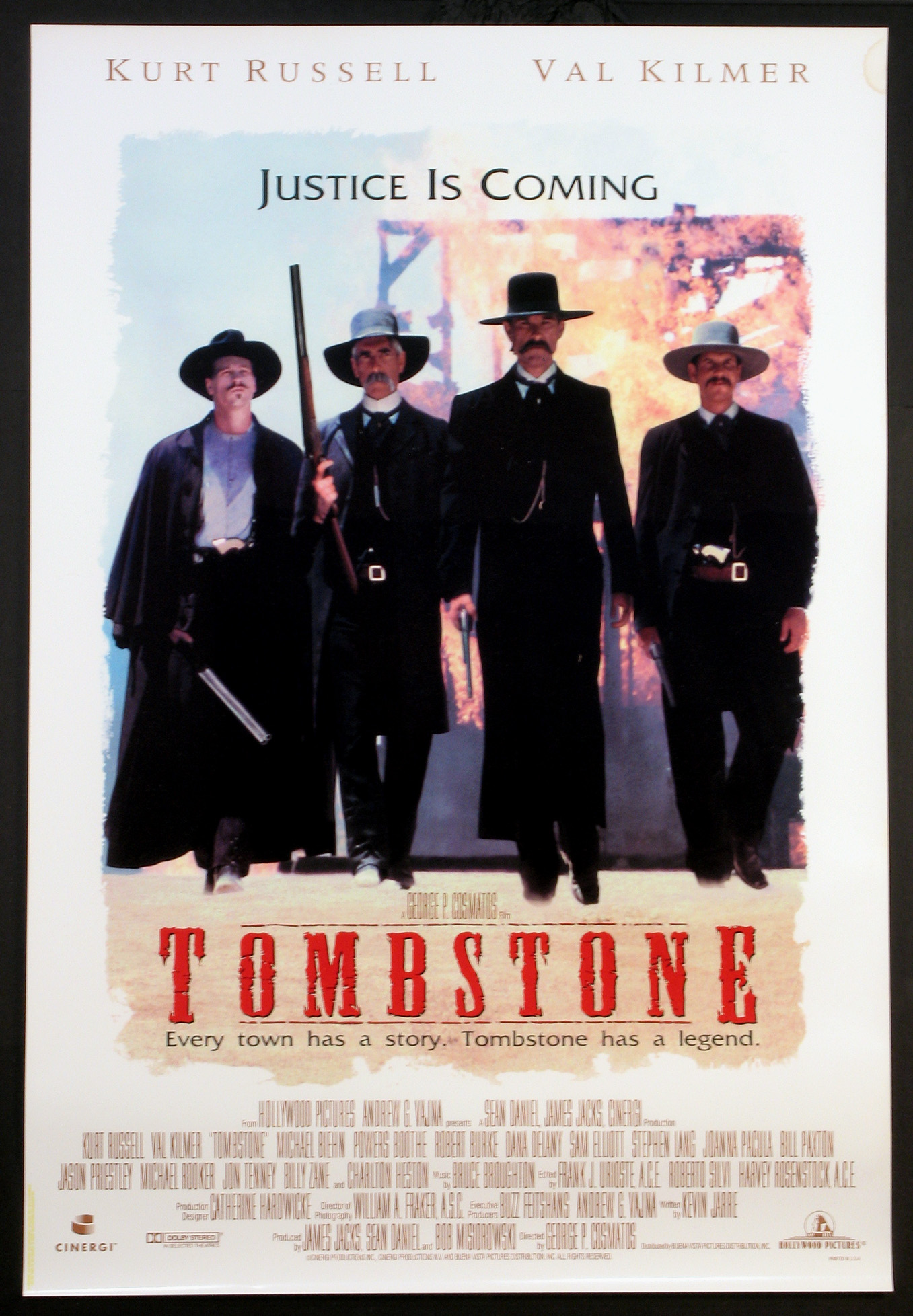 TOMBSTONE @ FilmPosters.com