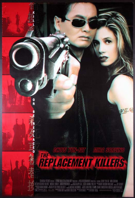 REPLACEMENT KILLERS @ FilmPosters.com