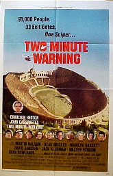 TWO-MINUTE WARNING @ FilmPosters.com