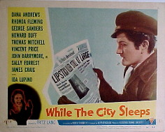 WHILE THE CITY SLEEPS @ FilmPosters.com