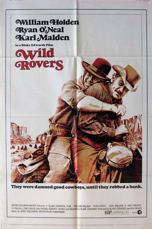 WILD ROVERS, THE @ FilmPosters.com