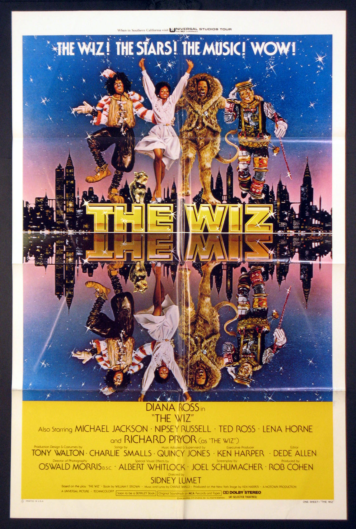 WIZ, THE (The Wiz) @ FilmPosters.com