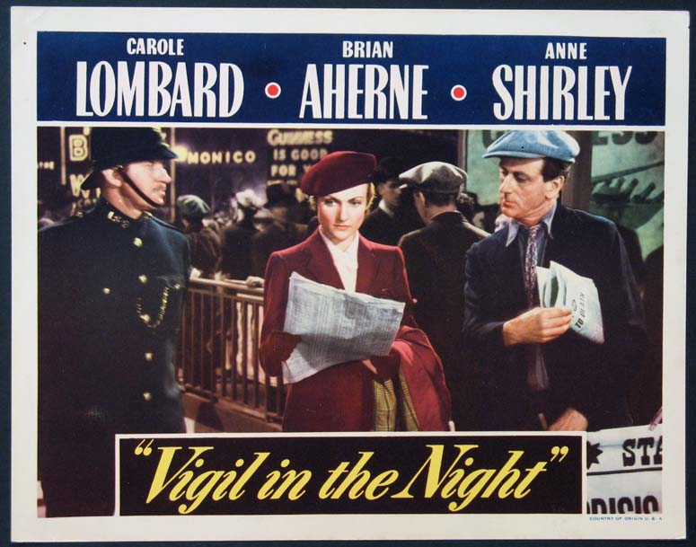 VIGIL IN THE NIGHT @ FilmPosters.com