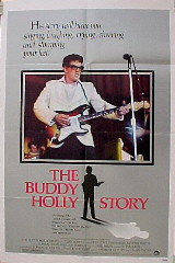 BUDDY HOLLY STORY, THE @ FilmPosters.com