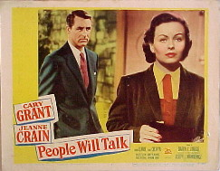 PEOPLE WILL TALK @ FilmPosters.com