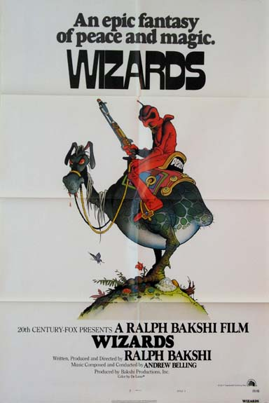 WIZARDS @ FilmPosters.com