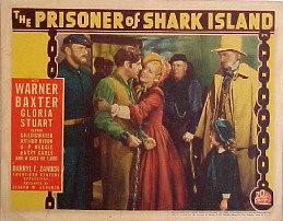 PRISONER OF SHARK ISLAND, THE @ FilmPosters.com