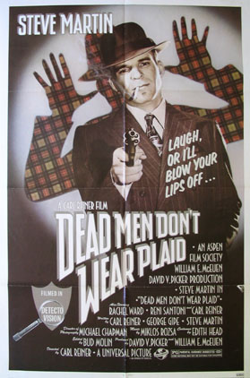 DEAD MEN DON'T WEAR PLAID @ FilmPosters.com