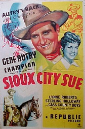 SIOUX CITY SUE @ FilmPosters.com