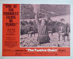 TWELVE CHAIRS, THE @ FilmPosters.com