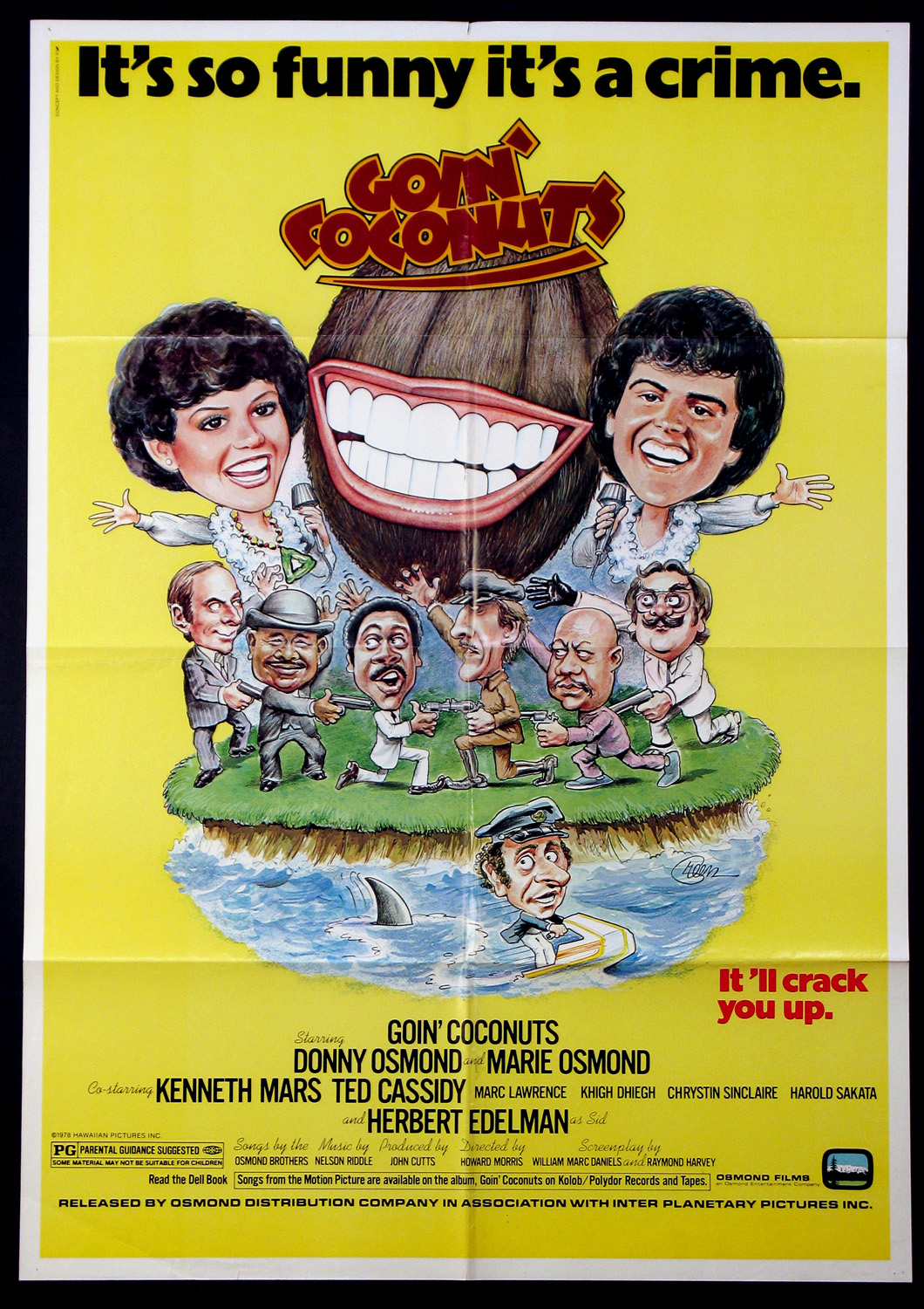 GOIN' COCONUTS (Going Coconuts) @ FilmPosters.com