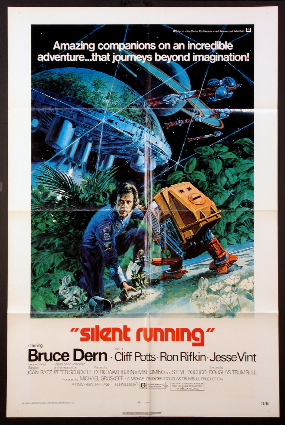 SILENT RUNNING @ FilmPosters.com
