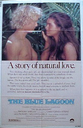 BLUE LAGOON @ FilmPosters.com