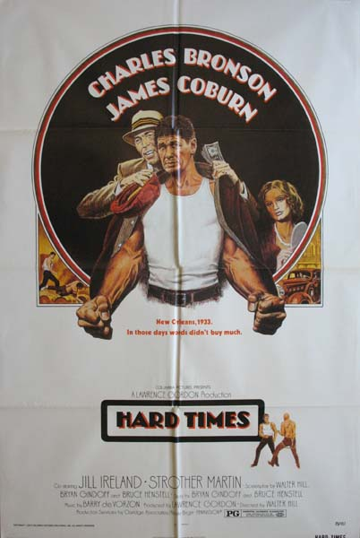 HARD TIMES @ FilmPosters.com