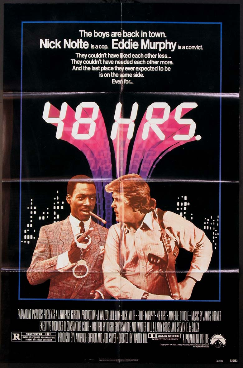 FORTY EIGHT HOURS (48 Hours) @ FilmPosters.com