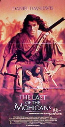 LAST OF THE MOHICANS @ FilmPosters.com