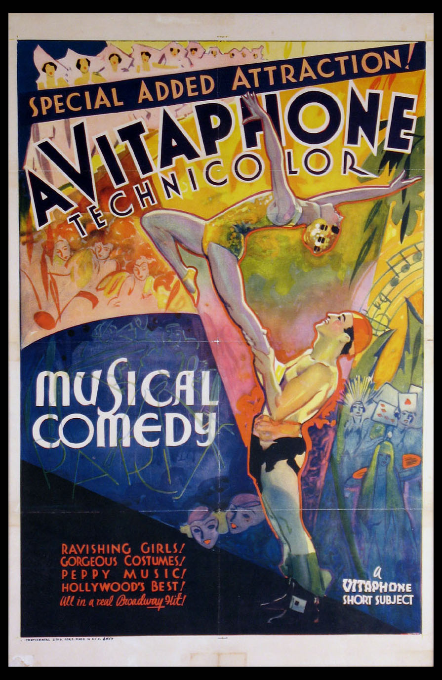 VITAPHONE MUSICAL COMEDY @ FilmPosters.com