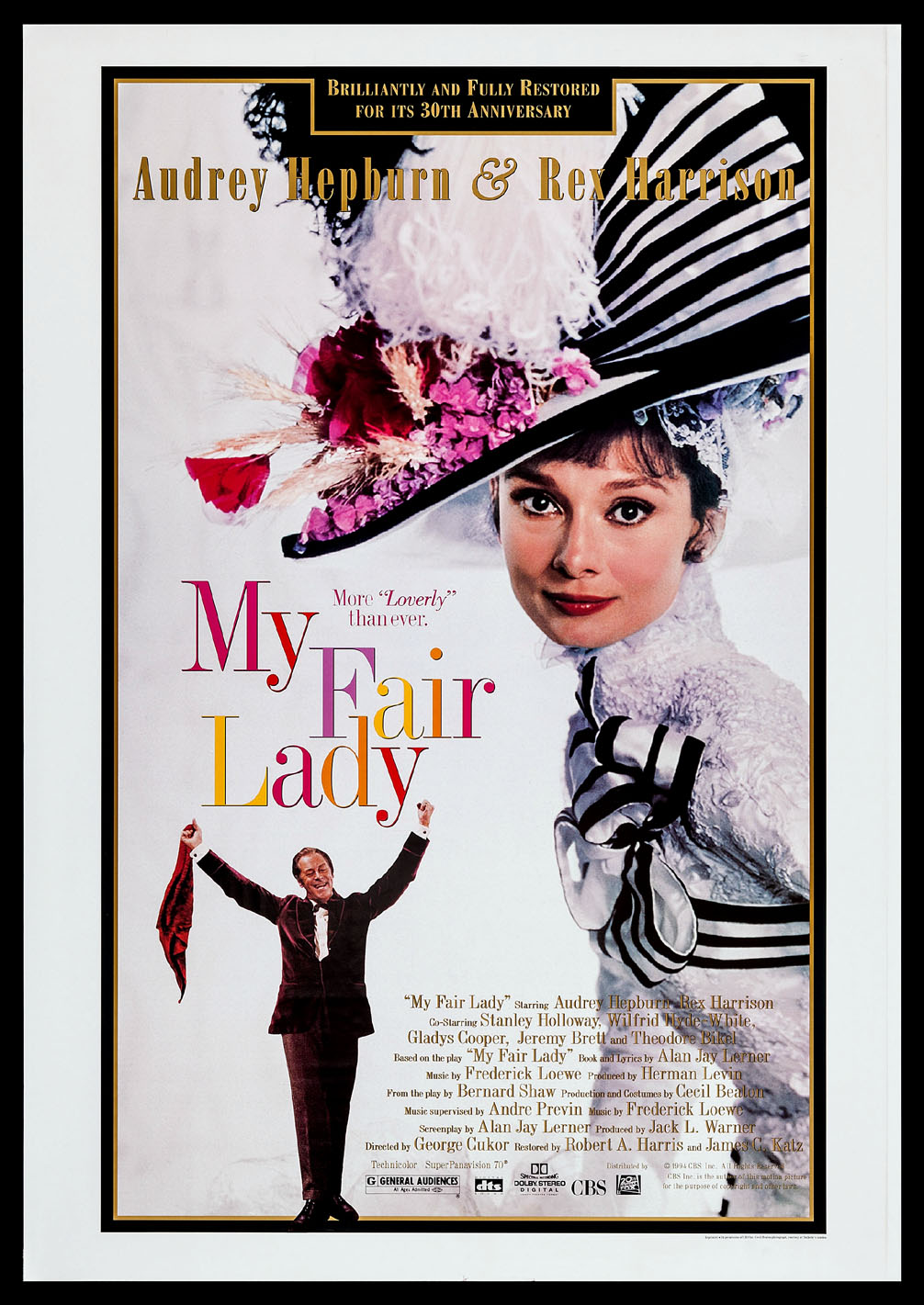 MY FAIR LADY @ FilmPosters.com