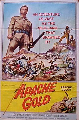 APACHE GOLD @ FilmPosters.com