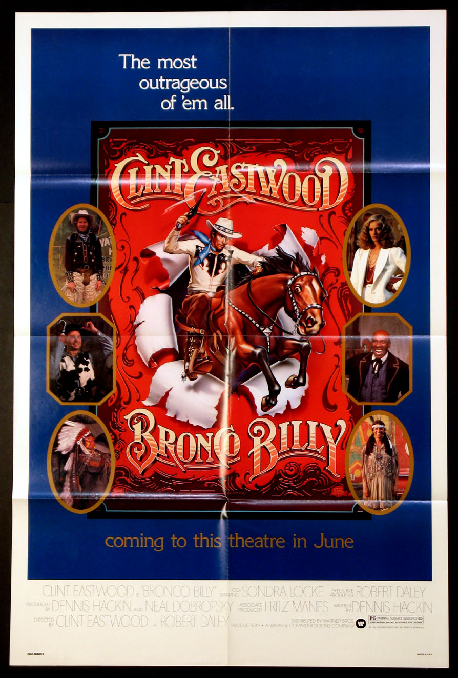BRONCO BILLY @ FilmPosters.com
