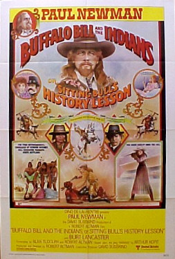 BUFFALO BILL AND THE INDIANS @ FilmPosters.com
