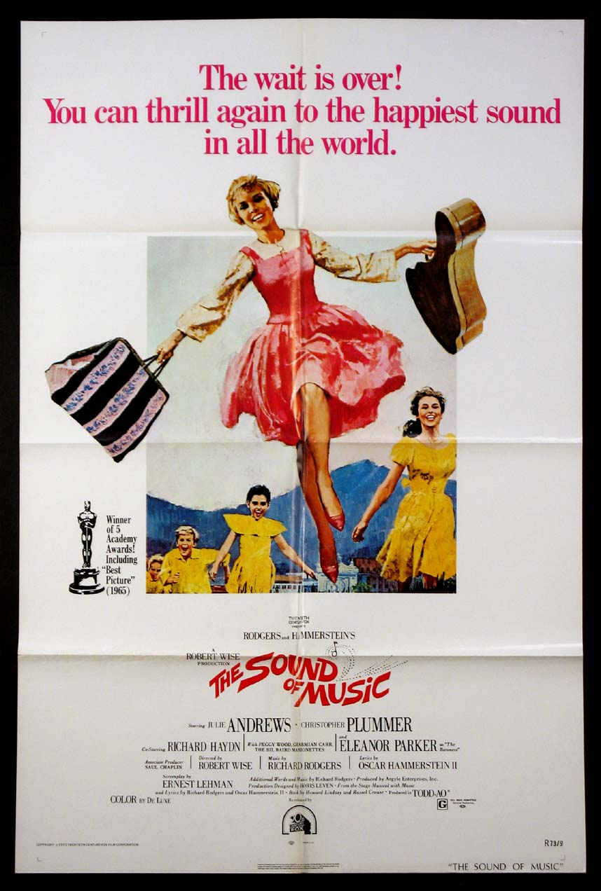 SOUND OF MUSIC, THE @ FilmPosters.com