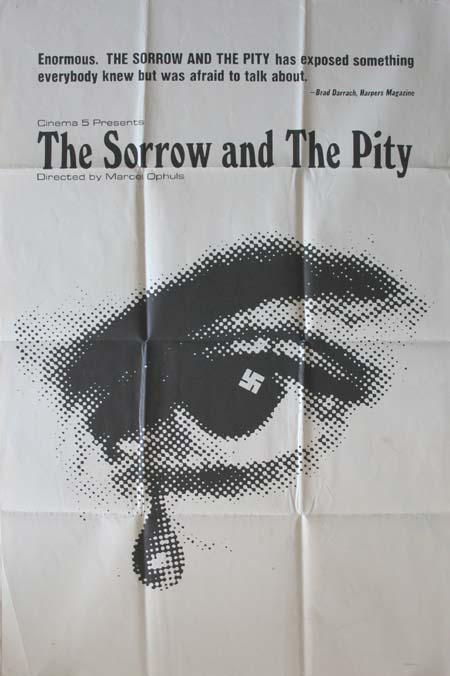 SORROW AND THE PITY, THE @ FilmPosters.com