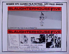 SLAUGHTERHOUSE FIVE (Slaughterhouse-Five) @ FilmPosters.com