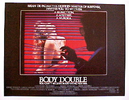 BODY DOUBLE @ FilmPosters.com