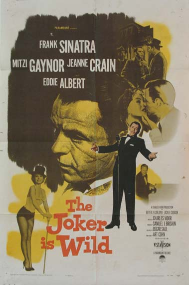 JOKER IS WILD, THE @ FilmPosters.com
