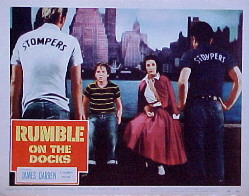 RUMBLE ON THE DOCKS @ FilmPosters.com