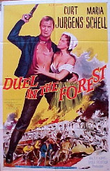 DUEL IN THE FOREST @ FilmPosters.com