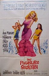 PLEASURE SEEKERS @ FilmPosters.com
