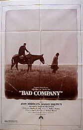 BAD COMPANY @ FilmPosters.com