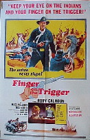 FINGER ON THE TRIGGER @ FilmPosters.com