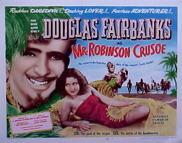 MR. ROBINSON CRUSOE @ FilmPosters.com
