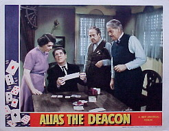 ALIAS THE DEACON @ FilmPosters.com