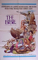 BIBLE IN THE BEGINNING @ FilmPosters.com